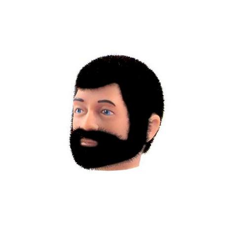reissue head black Bearded