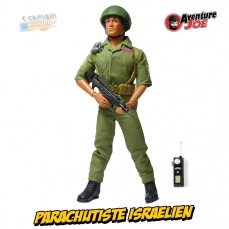 Israeli paratrooper