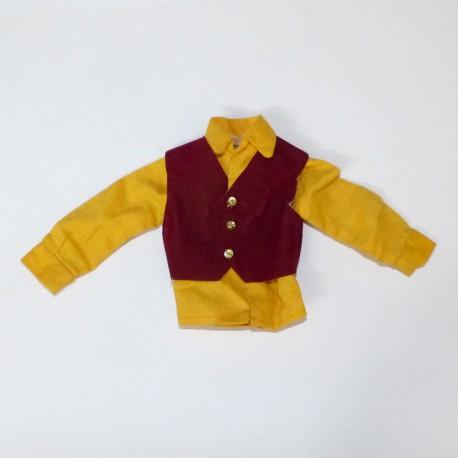 sheriff jacket and vest