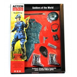 New GERMAN STAFF OFFICER 40th Action man