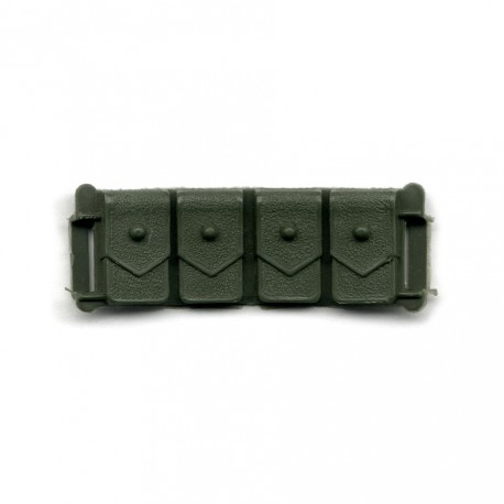 Green ammo pouch