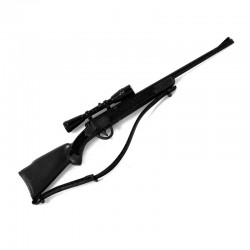 Black Jungle hunt rifle