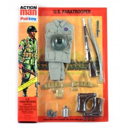 New US PARATROOPER 40th Action man