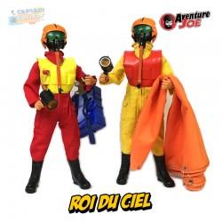 """Parachutist """"Roi du ciel"""" (pre-order)"""