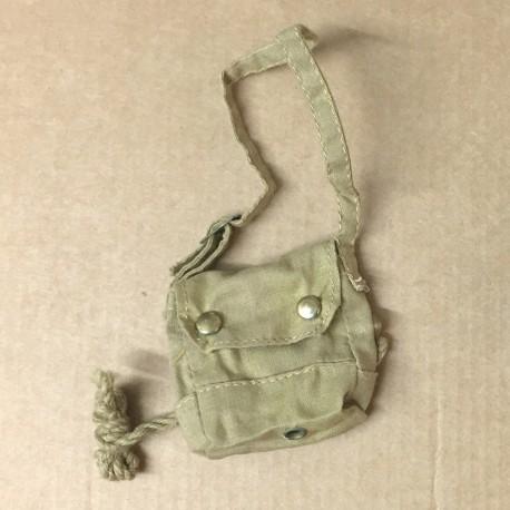English soldier bag