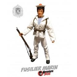Fusilier Marin (White)
