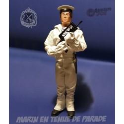 French Sailor parade dress uniform