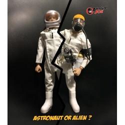 Astronaut or Alien ?
