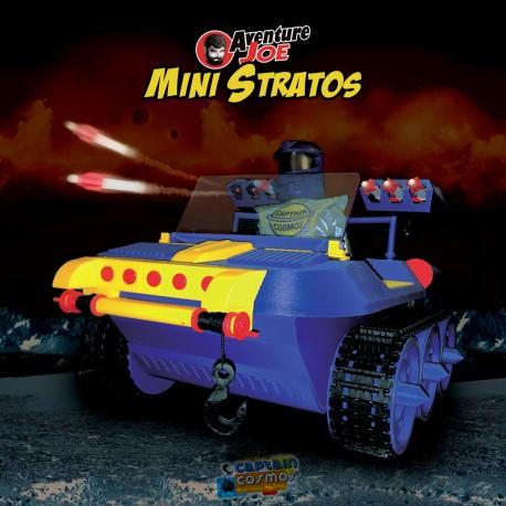 Mini Stratos vehicle (3D printed)