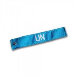 U.N. soldier armband