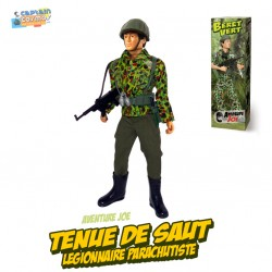 Green Beret Paratrooper outfit