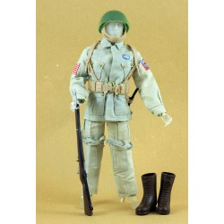 Amercian US paratrooper Outfit  Action Joe 7937