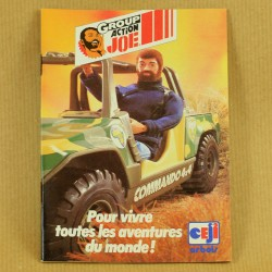 Vintage 1981 Action Joe Catalog