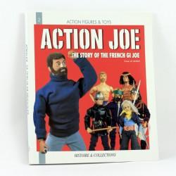 Action Joe l'histoire du GI Joe français erwan le vexier livre en anglais