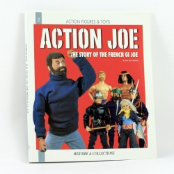 Action Joe The Story of the French GI Joe erwan le vexier book