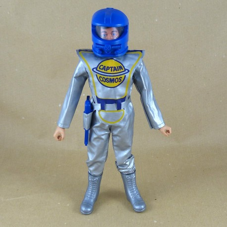 Captain Cosmos outfit (french Space Ranger)