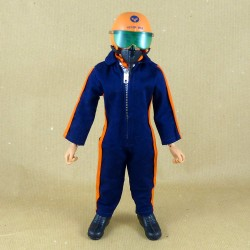 Sam Pilote Action Joe figure