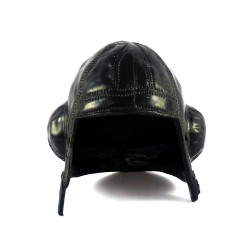BATTLE OF BRITAIN PILOT - BOOTS - FLYING HELMET