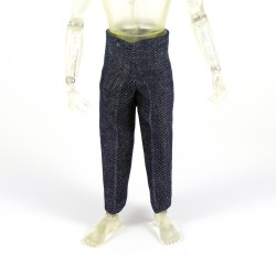 FRENCH RESISTANCE FIGHTER - JEANS TROUSERS