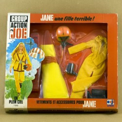 Blister Carded En Plein Ciel Jane Peggy Daina Action Joe mint in box