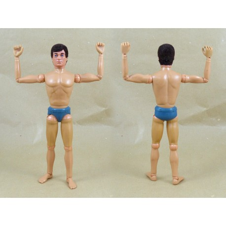 Mark Captain Cosmos doll