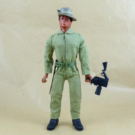 Figurine Bob Chasseur d'images Action Joe