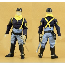 7th Cavalry Action Joe outfit