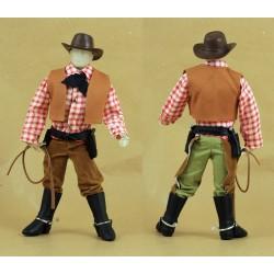Cowboy Action Joe outfit