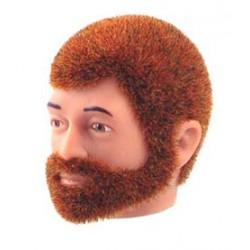 reissue head red Fuzzy with Beard