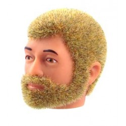 reissue head blond Fuzzy with beard