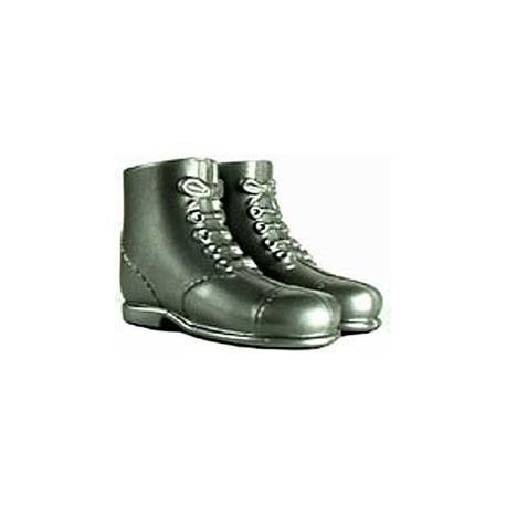 Paire de chaussures repro pour tenue Action Joe  CONQUETE DE L'ESPACE