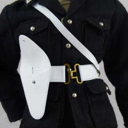 Belt and holster for Gendarme outfit