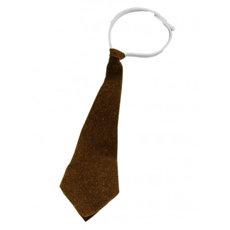 Tie for officer outfit