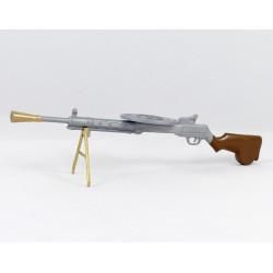 Fusil Mitrailleur DP pour la tenue Soldat Russe
