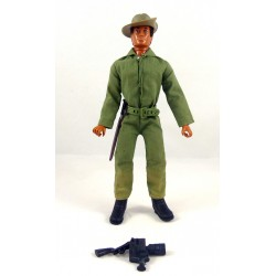 BOB Chasseur d'images safari Action Joe figure