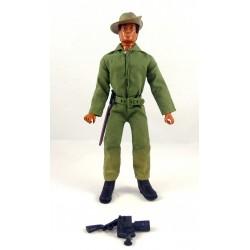 BOB Chasseur d'images safari Action Joe figure