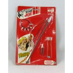 Blister d'accessoires Rahan Action Joe