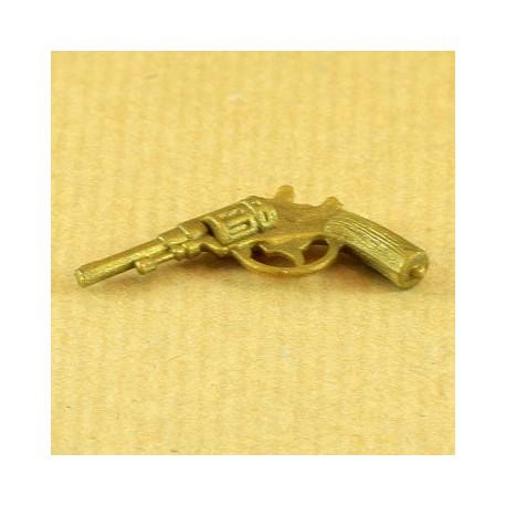 Golden Lebel Revolver
