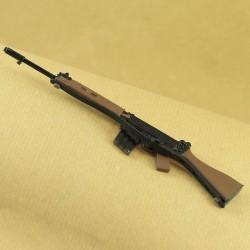 Fusil Mitrailleur FAL commando beret rouge action joe