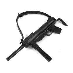 """Pistolet mitrailleur M3 """"Grease Gun"""" noir"""