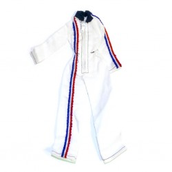 "Jumpsuit ""SUR LA PISTE BLANCHE"" Jane Action Joe girl"