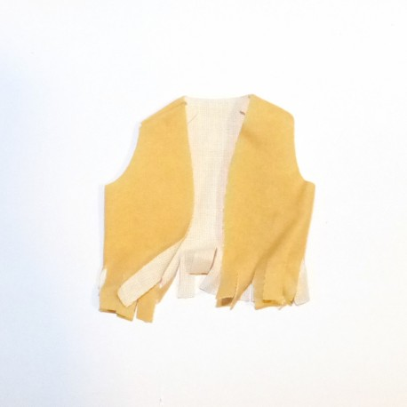 """Vest for """"Au Ranch J"""" outfit for Girl Jane"""