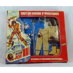 Carded SUR LA BANQUISE outfit Jane Peggy Daina Action Joe