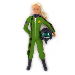 Patrouille de France green outfit