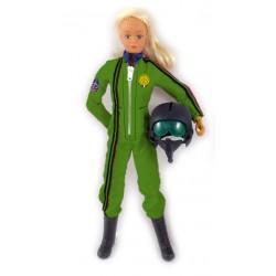 Patrouille de France green outfit