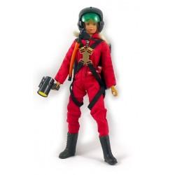 Parachutist outfit