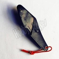 Holster noir repro avec corde