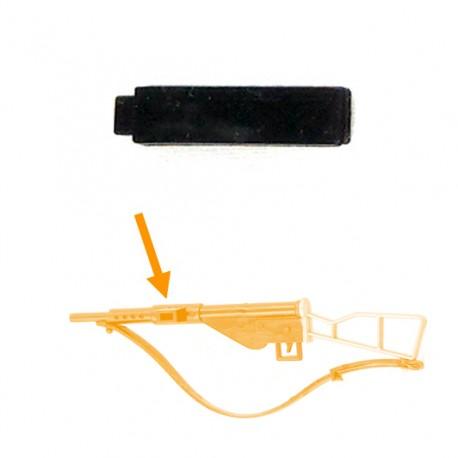 Gun clip for STEN submachine gun
