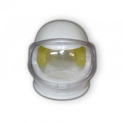 White space helmet
