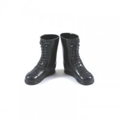 Paire de bottes noires repro